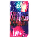 Buy Hope Pattern PU Leather Case Money Holder Card Slot Galaxy Grand Neo/ GALAXY CORE Prime/ Prime