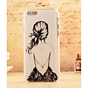 Buy Sexy Girl Lady Plastic Hard Back Cover iPhone 6s / 6