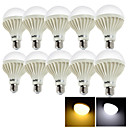 Buy 1YouOKLight® E27 15W CRI>70 24*SMD5630 1050LM 6000K/3000K Cool White/ Warm White LED Globe Bulbs (AC220-240V)