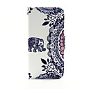 Design Of Coloured Drawing Or Pattern PU Leather Full Body Case for iPhone 6/6S