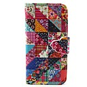Buy Suihua Pattern PU Leather Full Body Case Card Slot Stand iPhone 5C