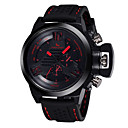 Buy Luminous Silicone Wrist Band Quartz Watch Fashion Casual Outdoor Sports Watches Men Luxury Brand Cool Unique