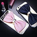Buy Three-Dimensional Bow Plating TPU Phone Case iPhone 6Plus/6SPlus (Assorted Colors)