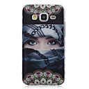 Buy Samsung Galaxy Case Transparent / Pattern Back Cover Sexy Lady TPU SamsungJ7 J5 J3 J2 J1 Ace Grand Prime