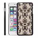 Buy Retro Flower Pattern Openwork Relief Printing PC Material Phone Case iPhone 6 Plus/iPhone 6S Plus(Assorted Colors)