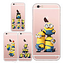 MAYCARI®Minions Paradise TPU Back Case for iPhone 6/iphone 6S(Assorted Colors)