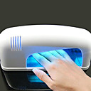 New 9W UV 365nm Gel Lamp Light To Nail Art Dryer Pro Finish Quick Dry Phototherapy Lamp