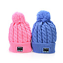 Buy Bluetooth 4.1 Beanie Hat Music Knitted Smart Cap Wireless Earphones Headset MIC IPhone Sumsung Cellphone