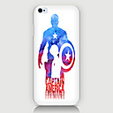 Buy Figure Pattern PC Phone Case Back Cover iPhone5C