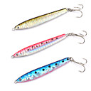 Buy Mizugiwa Fishing Lures Jigging Head Bait Lead Fish Shape Weight Tackle 70mm 21g