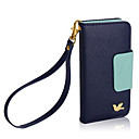 Buy DF® Colorful Little Bird PU Leather Full Body Case Strap iPhone 5C