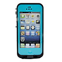 Vanntett Beskyttende Full Body etui for iPhone 5/5S (assorterte farger)