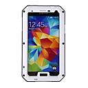 redpepper liga de alumínio de vidro gorila caso à prova de choque à prova d'água para Samsung Galaxy S5 - preto