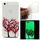 Buy iPhone 6 Case / Plus Glow Dark Pattern Back Cover Tree Soft TPU 6s Plus/6 6s/6