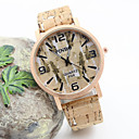 Buy Ms. Imitation Bamboo Pattern Strap Watches Cool Unique