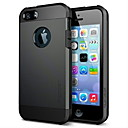 FUUSII® SGP Soft-shell protection Full Body Back Cover Cases for iPhone 5/5S(Assorted Colors)