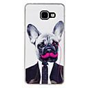 Buy Samsung Galaxy Case Pattern Back Cover Dog TPU A5(2016) / A3(2016)