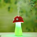 bombillas multifunción hogar aroma LED con luz difusor de aire purificador de buen humidificador seta noche (color clasificado)