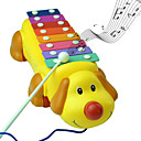 Buy Cute Dog Colorful Beat Piano Musical Instruments Music Toys
