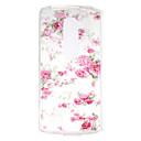 Buy Rose Pattern TPU Phone Case LG Leon /LG C40 H340N