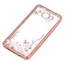 Buy Samsung Galaxy Case Transparent Back Cover Flower TPU J7 / J5 (2016) J3