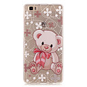 Buy Huawei Case / P9 Lite P8 Transparent Back Cover Cartoon Soft TPU HuaweiHuawei