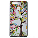 Buy Huawei Case / P9 Lite Pattern Back Cover Tree Soft Silicone
