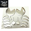 Buy ZIQIAO 3D Crab Stickers Personality Sticker Car Decoration