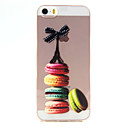 Buy iPhone 5 Case Ultra-thin / Transparent Pattern Back Cover Eiffel Tower Soft TPU SE/5s/5