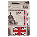 Buy PU Leather Material London Envelopes Pattern Tablet Sleeve Galaxy Tab T280/T350/T377/T550/T560/T580/T815
