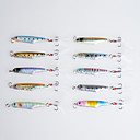 Buy 1Hengjia Lead Fishing lures Metal Hard Baits 57MM 15.7G Crankbaits