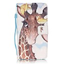 Buy EFORCASE® Birds Deer 3D Painted Lanyard PU Phone Case Huawei P9lite