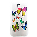 Buy Butterfly Embossed Acrylic Back Transparent TPU Phone Case Samsung J5 J1(2016) J3(2016) J5(2016) J7(2016) G530