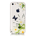 Buy TPU Material + IMD Technology Chrysanthemum Pattern Painted Relief Phone Case iPhone 6s Plus / 6 Plus/SE 5s 5/5C