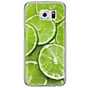 Buy Lemon Fruit Pattern Soft Ultra-thin TPU Back Cover Samsung GalaxyS7 edge/S7/S6 edge/S6 edge plus/S6/S5/S4