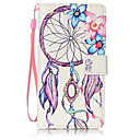 Buy Campanula Pattern PU Leather Lanyard phone Case HuaWei P9 lite