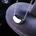 Buy Women's Necklace Wedding Pendant Necklaces Jewelry Sexy / Fashion Sterling Silver