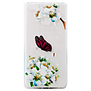 Buy Huawei Ascend P9 P9Lite P8Lite Case Cover White Butterfly Pattern Painting Super Soft TPU Material