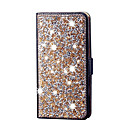 Buy Samsung Galaxy S7 edge Luxury Shiny Diamond Full PU Leather Case Cover Cell Phone Bling S6 plus S5 S4 S3