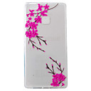 Buy Huawei Ascend P9 P9Lite P8Lite Case Cover Peach Pattern Painting Super Soft TPU Material