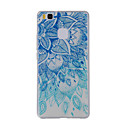 Buy Huawei Y635 4C 4X 5C 5X P8 P9 P8Lite P9Lite Honor8 Honor7 Honor6 Case Cover Blue White Painted Pattern TPU Material Phone