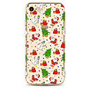 Buy Apple iPhone 7 6S Case Cover Christmas Pattern Painted TPU Material Soft Package Phone