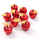 Buy 9pce Party Events Fruit Pendant Christmas Hanging Ornament Red Golden Apples Tree Decorations
