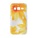 Buy Samsung Galaxy J7 J5 J3 J1 J710 J510 J310 J120 ON5(2016) ON7(2016) G530 Case Cover Small Sunflower Painted Pattern TPU Material Phone