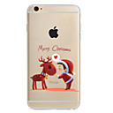 Buy Pattern Case Back Cover Christmas Santa Claus Soft TPU Apple iPhone 7 Plus 6s 6 SE 5s 5 5C 4s 4