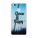 Buy Huawei Y635 4C 4X 5C 5X P8 P9 P8Lite P9Lite Honor8 Honor7 Honor6 Case Cover Pastoral Scenery Painted Pattern TPU Material Phone