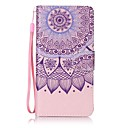 Buy Samsung Galaxy A5(2016) A3(2016) Card Holder Wallet Stand Flip Pattern Case Full Body Flower Hard PU Leather
