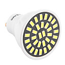 Buy YWXLight® High Bright 7W GU10 LED Spotlight 32 SMD 5733 500-700 lm Warm White / Cool AC 110V/ 220V