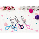 Buy Women Lady Wonderful Pro Handle Eye Lashes Curling False Eyelashes Curlers Clip Beauty Makeup Tool Eys Random Colors
