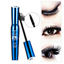 Buy 3D Fiber Lashes Rimel Mascara Makeup Cosmetics Ink Gel Natural Fibers Waterproof Eyelash Eyes